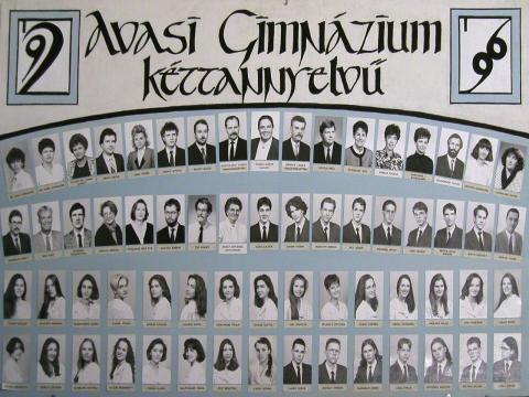 1996 IV/1 kéttannyelvű
