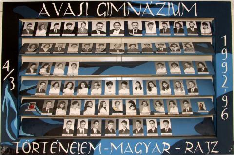 1996 IV/3 történelem-magyar-rajz