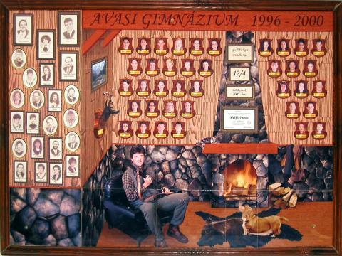 2000 12/4 egyedi biológia, speciális rajz