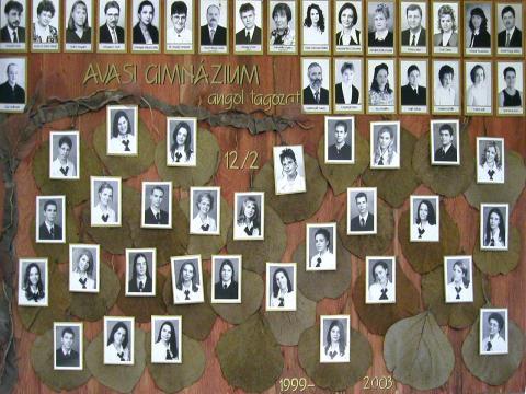 2003 12/2 angol tagozat