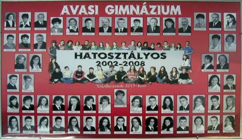2008 12/5 hatosztályos