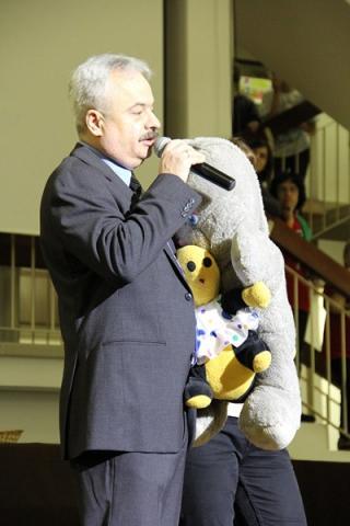 Lovas János Tibor, a Miskolci Gyermekváros igazgatója