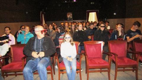 Edelény 3D mozi
