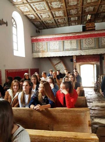 A körösfői templomban