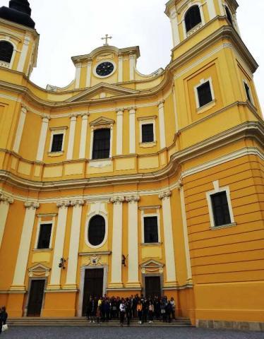 Római katolikus székesegyház, Nagyvárad