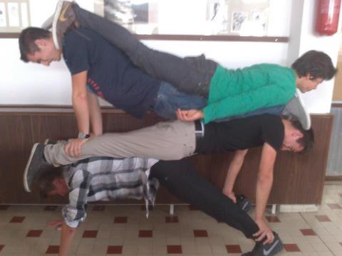 Planking 4/24 Ex1t