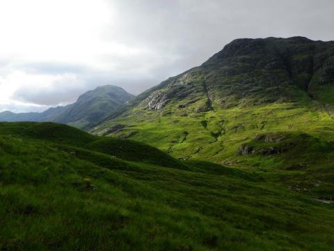Highland, Loch Ness - Stirling