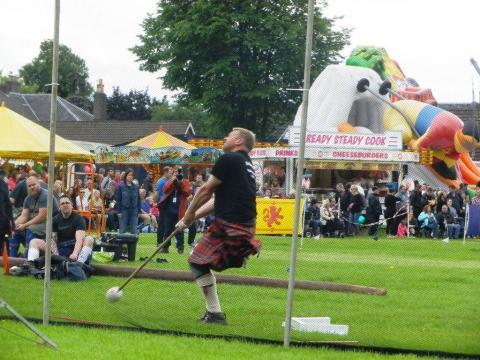 Highland Games, Stirling