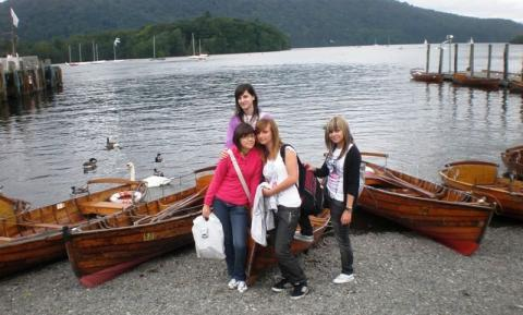 Bowness-on-Windermere, the Lake District, Anglia