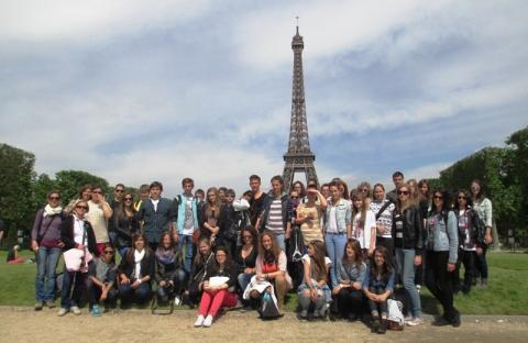 Eiffel-torony, Párizs