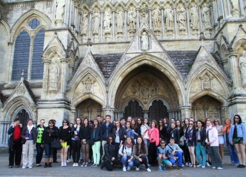 Salisbury Cathedral, Anglia