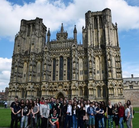 Wells Cathedral, Anglia