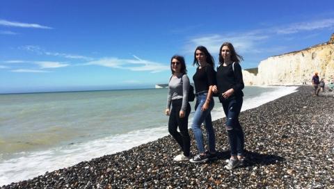 Seven Sisters, Anglia